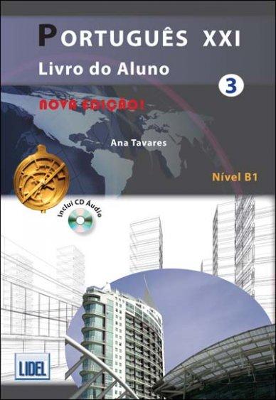 Português XXI 3 - Livro do Aluno - Português Europeu