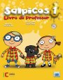 Salpicos 1 - Livro do Professor + CD-Áudio